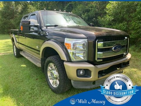 2014 Ford F-250SD King Ranch