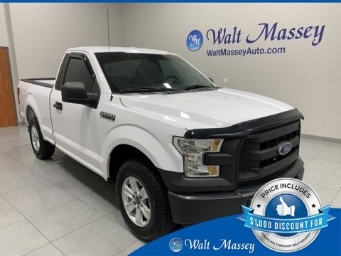 Pre-Owned 2017 Ford F-150 XL RWD 2D Standard Cab
