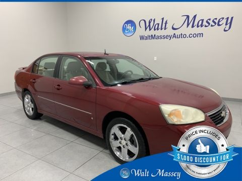 Pre-Owned 2007 Chevrolet Malibu LTZ FWD 4D Sedan