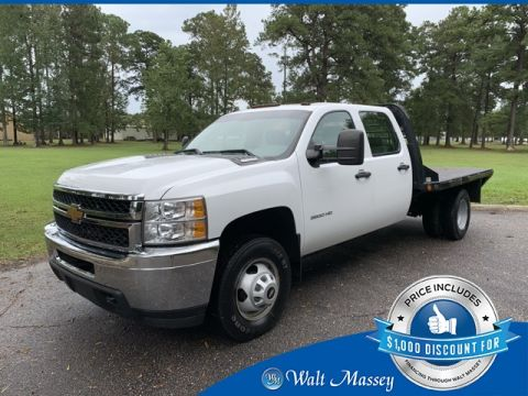 2014 Chevrolet Silverado 3500HD Work Truck