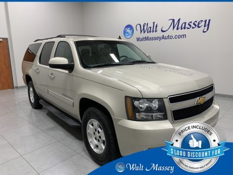 Pre-Owned 2013 Chevrolet Suburban 1500 LT RWD 4D Sport Utility