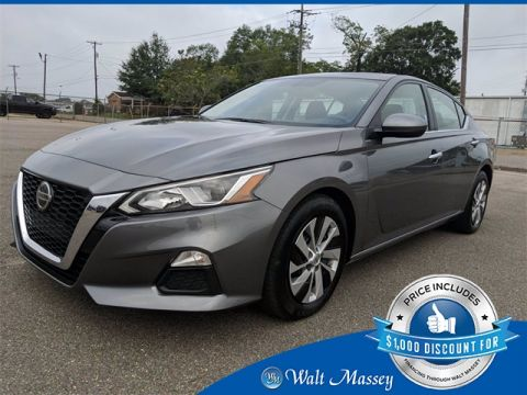 Pre-Owned 2019 Nissan Altima 2.5 S FWD 4D Sedan