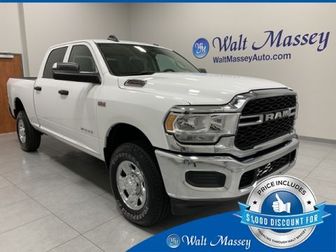 Pre-Owned 2019 Ram 2500 Tradesman 4WD 4D Crew Cab
