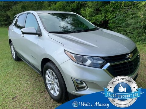 Pre-Owned 2020 Chevrolet Equinox LT FWD 4D Sport Utility