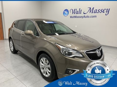Pre-Owned 2019 Buick Envision Preferred FWD 4D Sport Utility