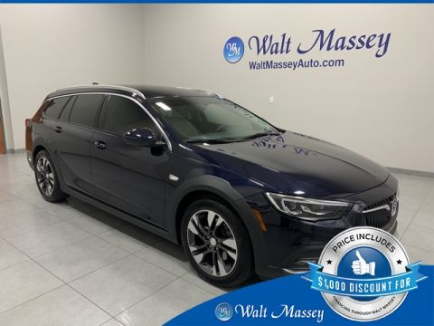 Pre-Owned 2019 Buick Regal TourX Preferred AWD 4D Wagon